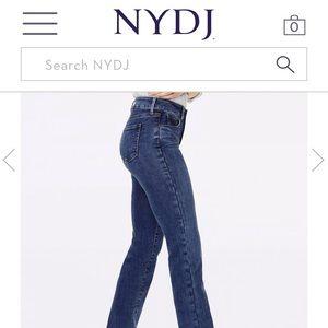 NYDJ. Blue jeans. Excellent condition!